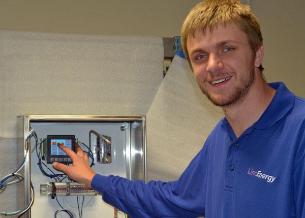 Garrett Cox Linc Energy Systems GPL Odorizers