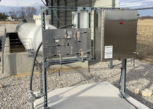 GPL 10000 odorization unit