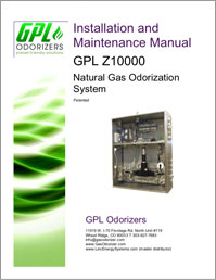 GPL 10000 Installation and Maintenance Manual