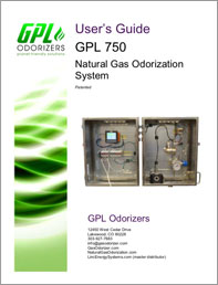 GPL 750 User's Manual