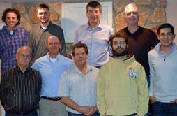 Members of the GPL Odorizers team.