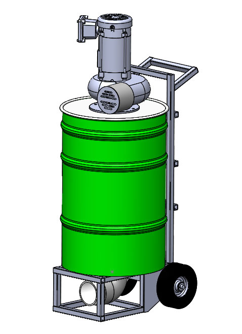 GPL Odor eVac mercaptan removal device