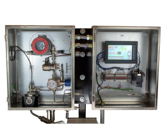 GPL 750 inside odorizer